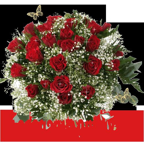 Поздравляем ЛЮДМИЛУ  ИВАНОВНУ  ЗЕМЦОВУ! 93094854_rozi5599
