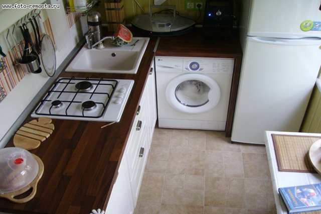 Маленькая кухня - не наказание!:) 96656270_2831305090944