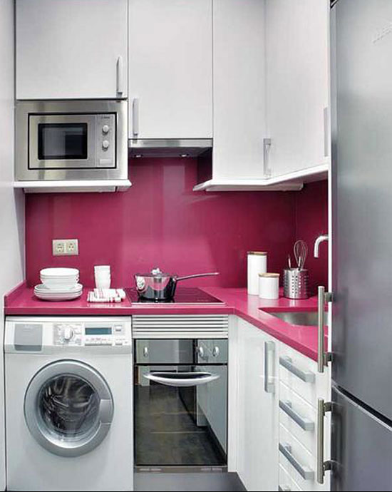 Маленькая кухня - не наказание!:) 96656278_bytovayatehnikanakuhne