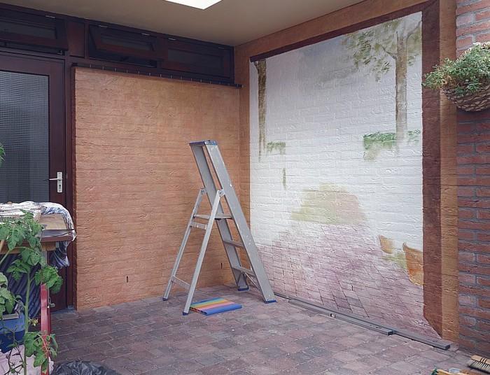 Роспись стен. Роспись-обманка от бельгийского художника VAN HOEF 97653274_rospis_stenuyobmanka__14_