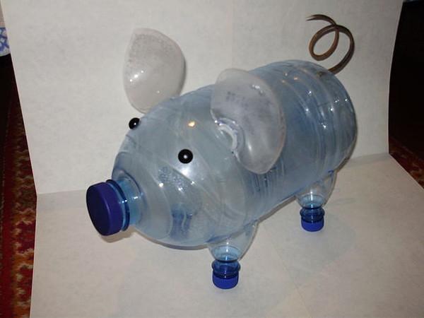 Поделки для дачи своими руками из шин и пластиковых бутылок - Страница 3 97680608_11
