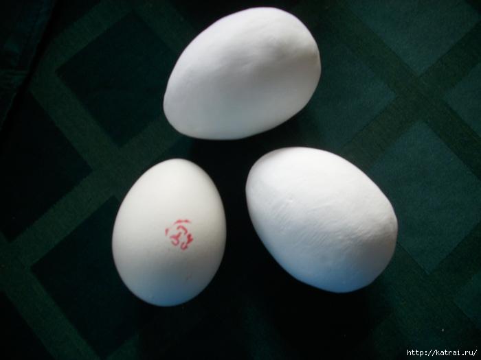 Как сделать заготовки для Пасхального яйца? 98528098_DSCI1309