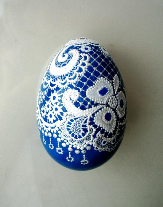 Идеи Декора яиц к Пасхе 100061778_Rishele_4