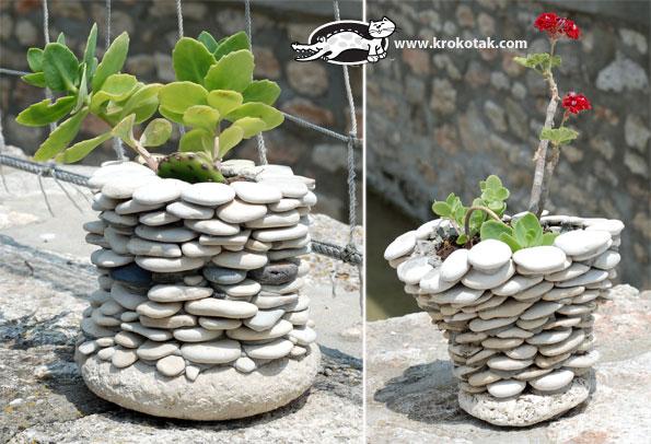 Идеи для дачи из камней 100926348_22