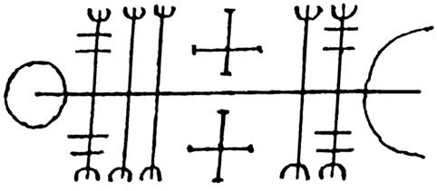 Гальдраставы (Исландские магические знаки) - Страница 2 106797162_6DcMJ