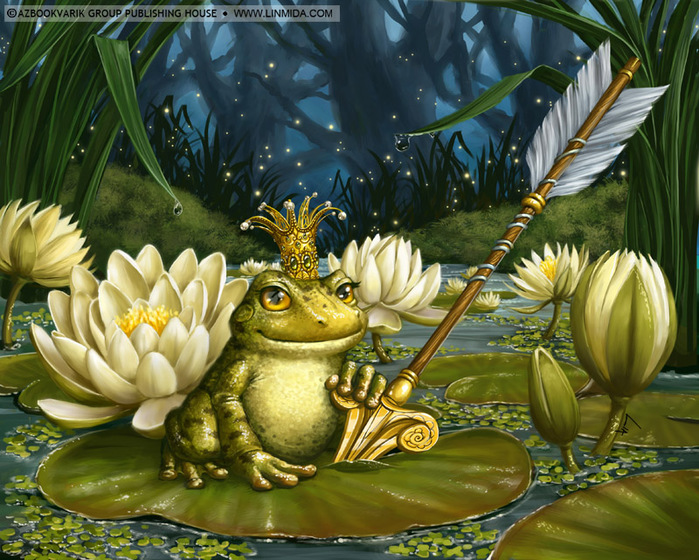 frog , с Днём рождения ! 112178160_the_frog_princess_by_liaselinad4k91d2
