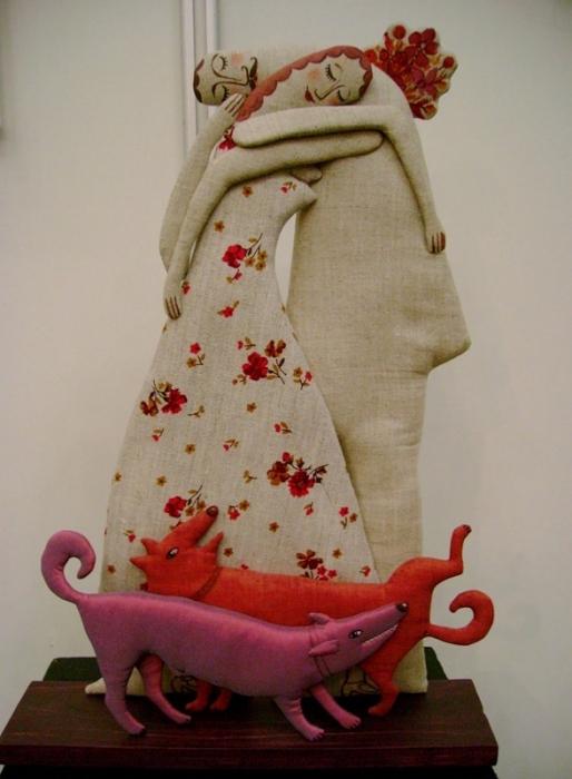 Текстильные куклы Татьяны Овчинниковой 3363840_0_25252_7a09e0a9_xl