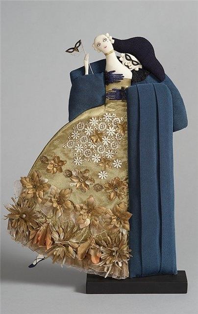 Текстильные куклы Татьяны Овчинниковой 3363842_2ebd1bf9f404
