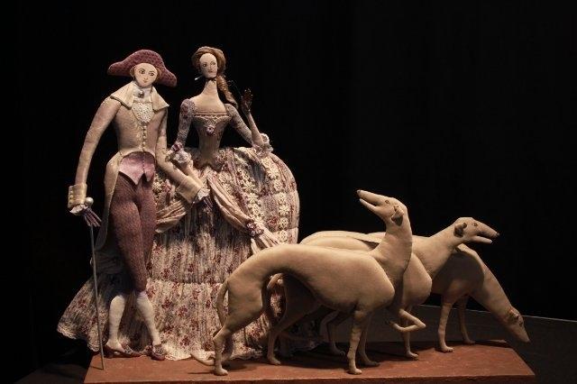 Текстильные куклы Татьяны Овчинниковой 3363846_a5b4067f3d5e