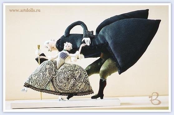 Текстильные куклы Татьяны Овчинниковой 3363852_ovchinnikovat01