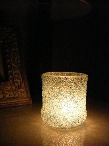 Я бы вазочку для цветов так сделала. 3658358_luminaria9_1