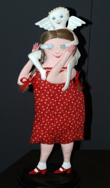 Текстильные куклы Т.Овчинниковой 3742650_o1