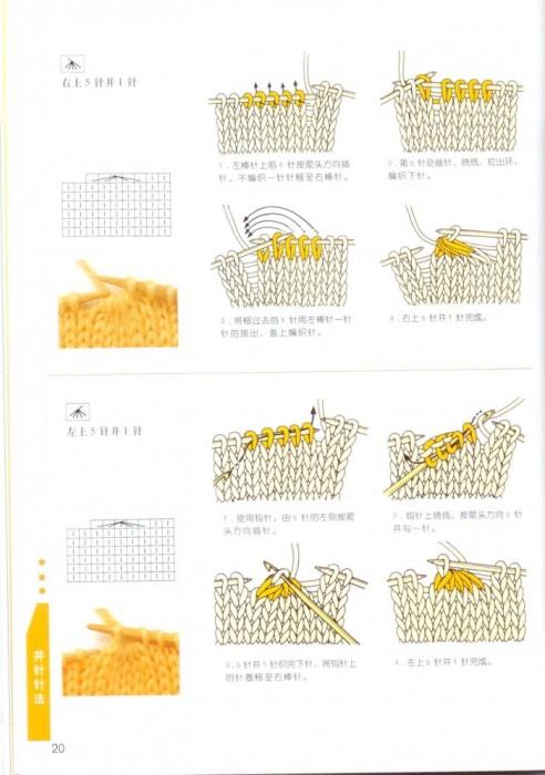 Как читать схемы в японских журналах 2211448_p20