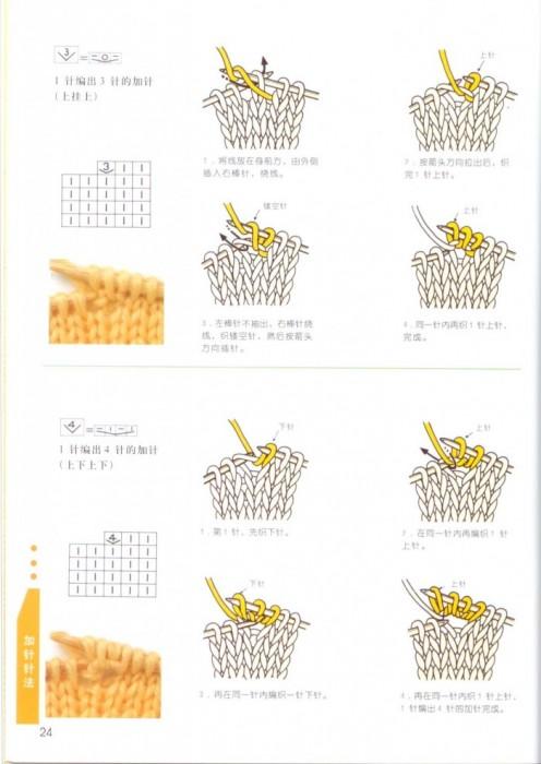 Как читать схемы в японских журналах 2211452_p24