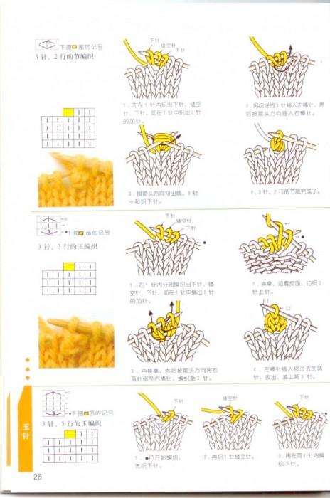 Как читать схемы в японских журналах 2211454_p26