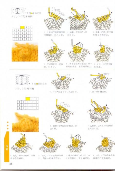 Как читать схемы в японских журналах 2211456_p28