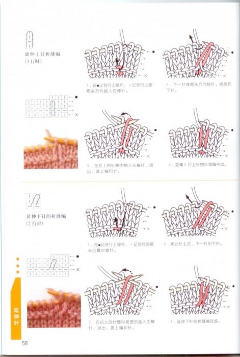 Как читать схемы в японских журналах 2211486_p58