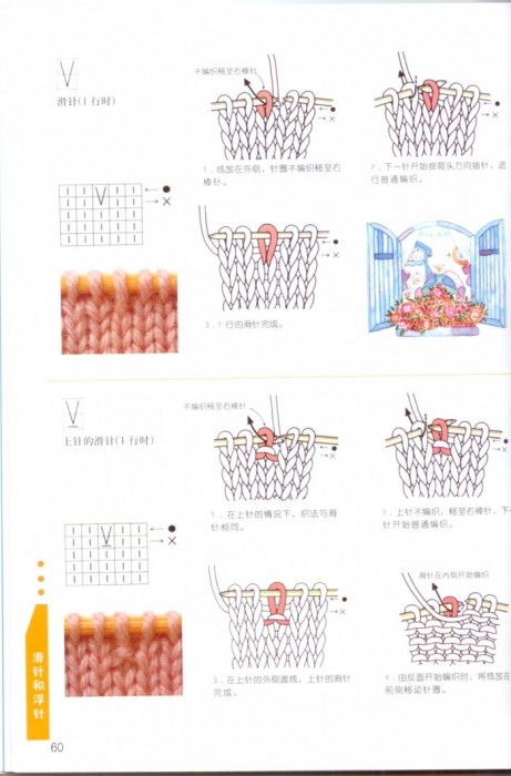Как читать схемы в японских журналах 2211488_p60