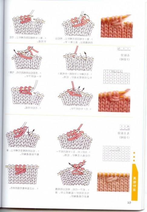 Как читать схемы в японских журналах 2211492_p64
