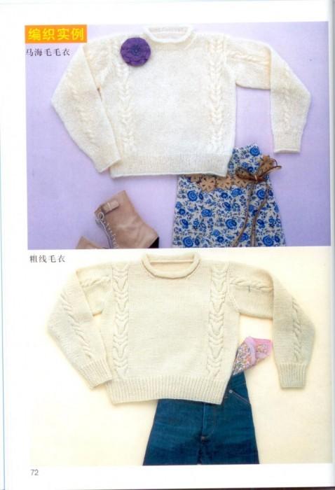 Как читать схемы в японских журналах 2211500_p72