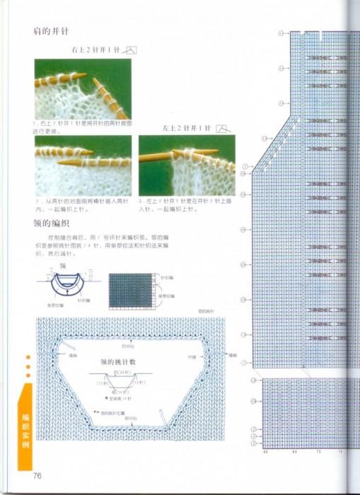Как читать схемы в японских журналах 2211504_p76