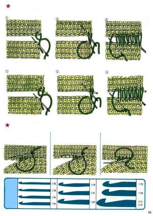 Учебник по вязанию крючком и спицами в картинках 2438942_63