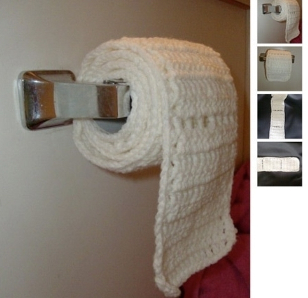 Ярко и уютненько - вязаные красивости для дома 2874712_toilet-paper1