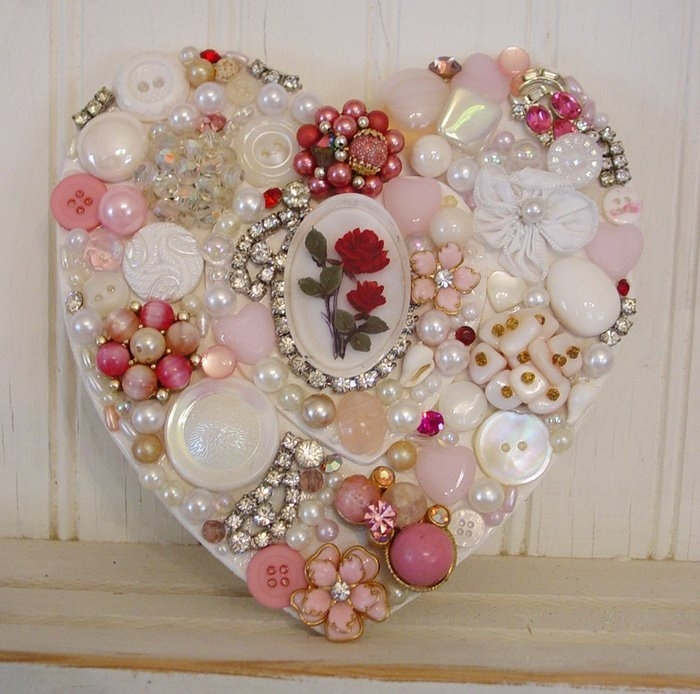 Jewelled Heart 2940122_4274488950_93635e0df7_o