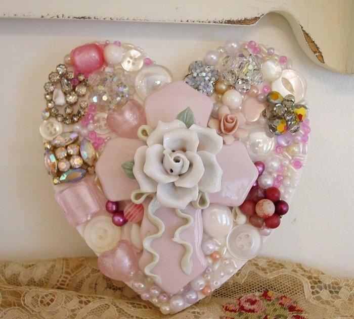 Jewelled Heart 2940124_4446263360_2aacb79ba7_o