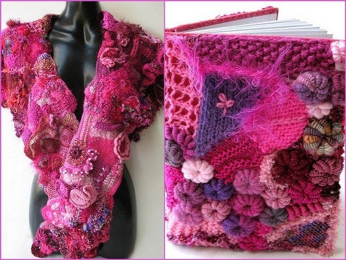 Вязаная прелесть! Розовый фриформ 3029880_rrrrrrr_rrrrrrr