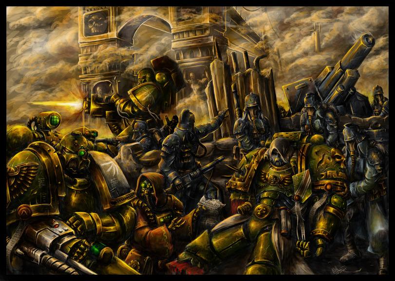 [W40K] Collection d'images : La Garde Impériale - Page 7 Warhammer-40000-%D1%84%D1%8D%D0%BD%D0%B4%D0%BE%D0%BC%D1%8B-Space-Marine-Imperium-2073080