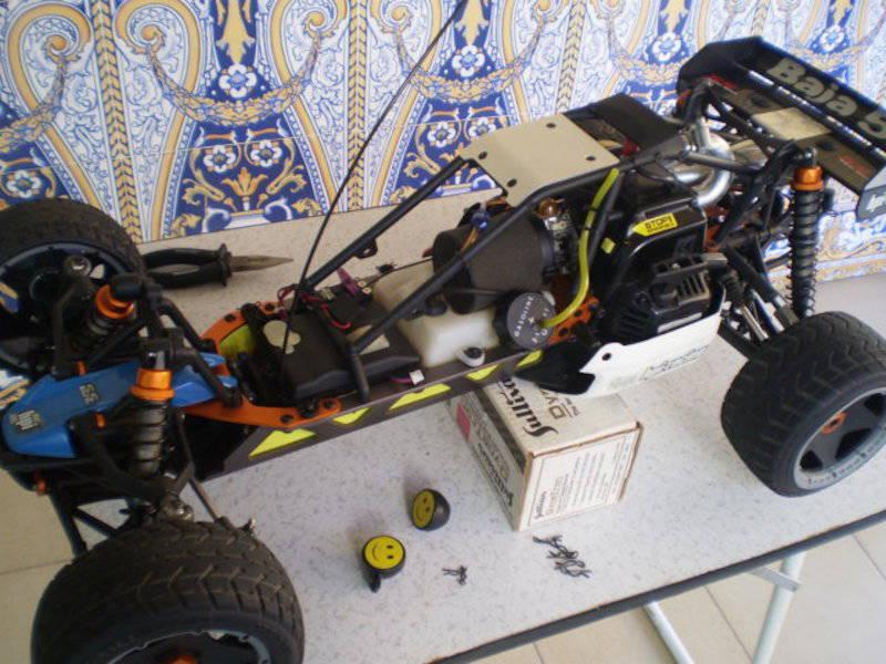 Venta HPI Baja 2B SS. Nuevo. 20069450b8c1479d7f732008ec1629b0991c856e