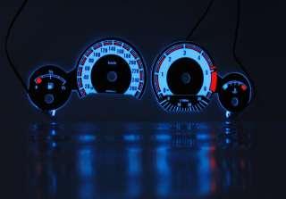 GLOW DIALS **Guaging Interest** 124891593_bmw-e36-plasma-speedometer-gauges-dials-glow-gauges-kmh-