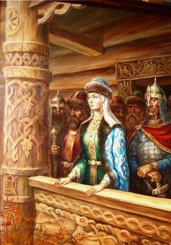 Святая Равноапостольная Княгиня Ольга 5783520308323205