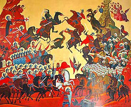 Битва на Косовом поле (1389) 30687713762745