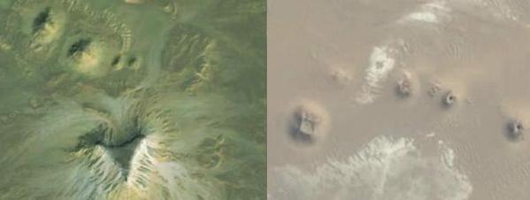 Las pirámides de Giza y los Montes Tharsis en Marte A-la-izquierda-primer-hallazgo_54336657870_51351706917_600_226