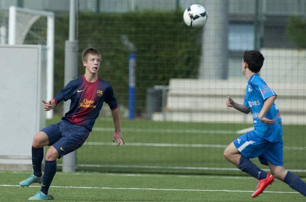 Najbolji mladi igrač Barcelone potpisao za Dinamo! Daniel-Olmo-durante-el-partido_54354473058_54115221154_600_396