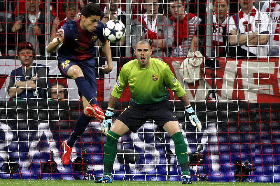 بالصور مباراة بايرن ميونيخ - برشلونة 4-0 (23-04-2013) Bayern-Munich-FC-Barcelona-Sem_54372754252_54115221152_960_640