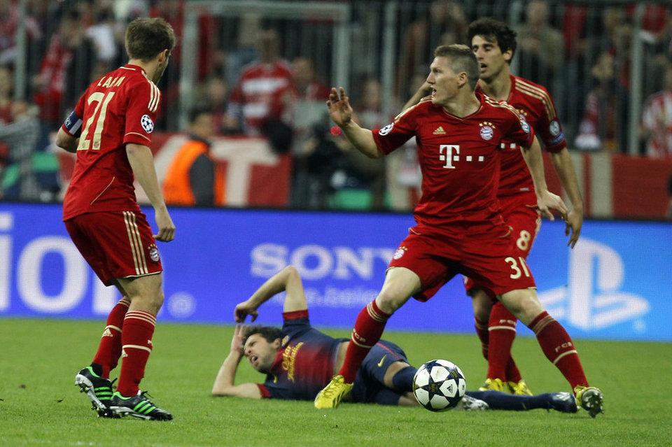 بالصور مباراة بايرن ميونيخ - برشلونة 4-0 (23-04-2013) Bayern-Munich-FC-Barcelona-Sem_54372754276_54115221152_960_640