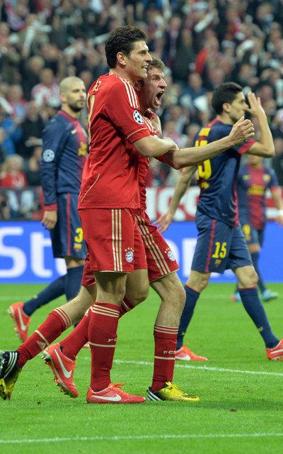 بالصور مباراة بايرن ميونيخ - برشلونة 4-0 (23-04-2013) Bayern-s-Thomas-Mueller-celebr_54372753310_54115221157_400_640