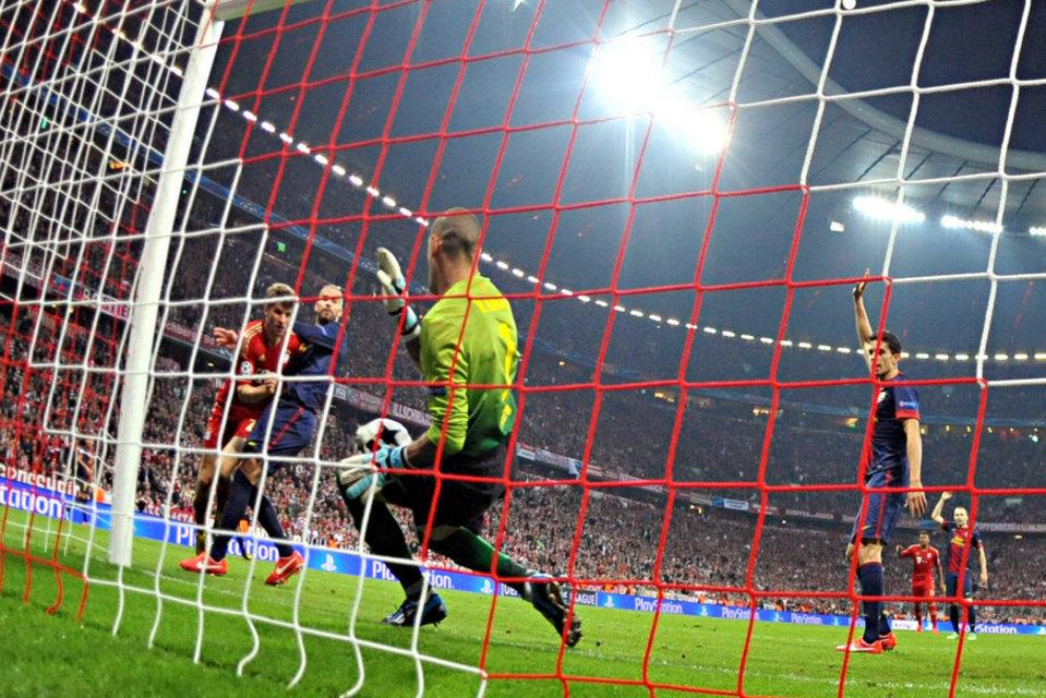 بالصور مباراة بايرن ميونيخ - برشلونة 4-0 (23-04-2013) Bayern-s-Thomas-Mueller-left-s_54372754157_54115221152_960_640