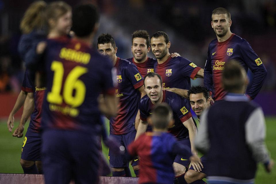 صور احتفالات برشلونة بلقب الليغا الاسبانية في ملعب الكامب نو  19-05-2013 Barcelona-Valladolid-foto-Pere_54374239140_54115221152_960_640