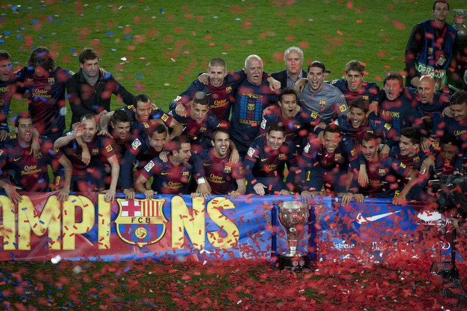 صور احتفالات برشلونة بلقب الليغا الاسبانية في ملعب الكامب نو  19-05-2013 FINAL-DE-LIGA-CELEBRACIONES-FC_54374229019_54115221152_960_640