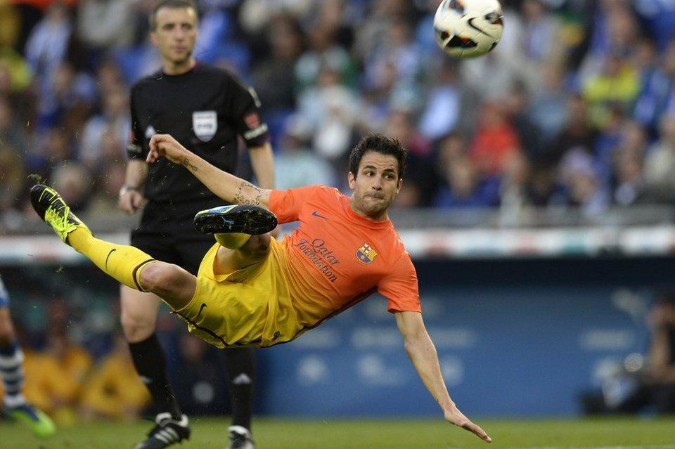 صور مباراة اسبانيول - برشلونة 0-2 ( 26-05-2013 )  Barcelona-s-midfielder-Cesc-Fa_54374415730_54115221152_960_640