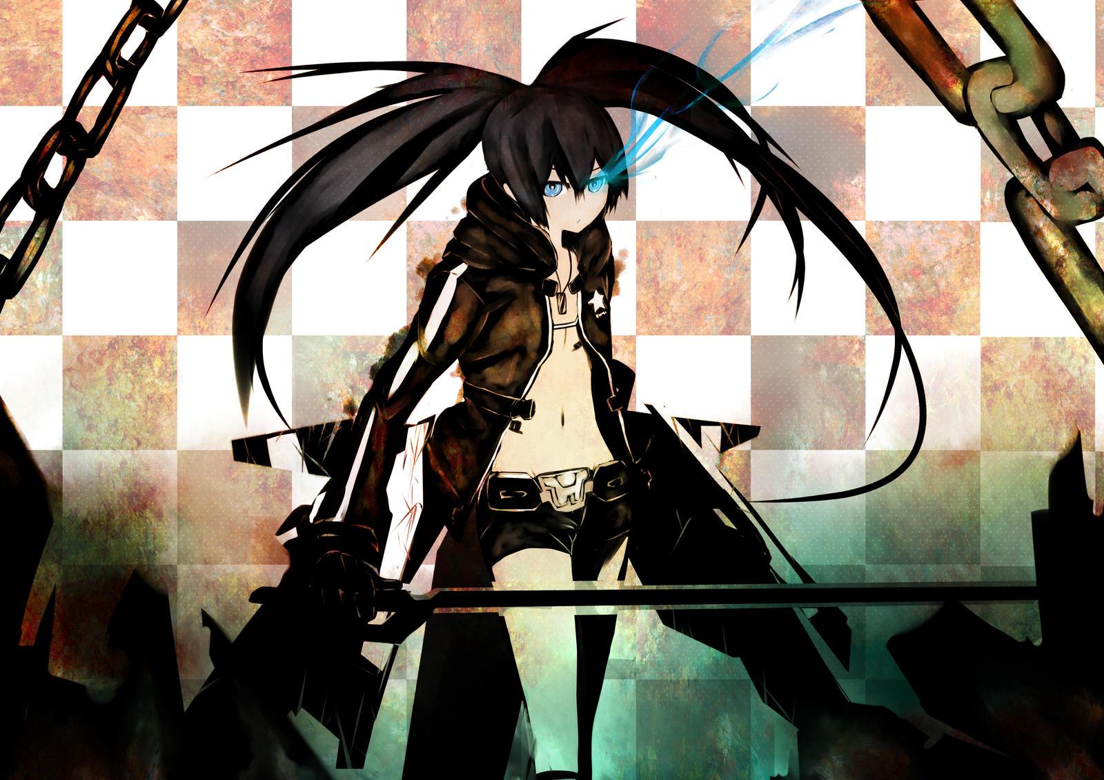 Black Rock Shooter The Game - PSP Black_rock_shooter_the_game_junp_ver__by_eizenhower-d5jnedi