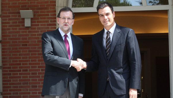 Habrá pacto de Estado PP-PSOE? Rajoy-recibe-a-Pedro-Sanchez-e_54413303842_53699622600_601_341