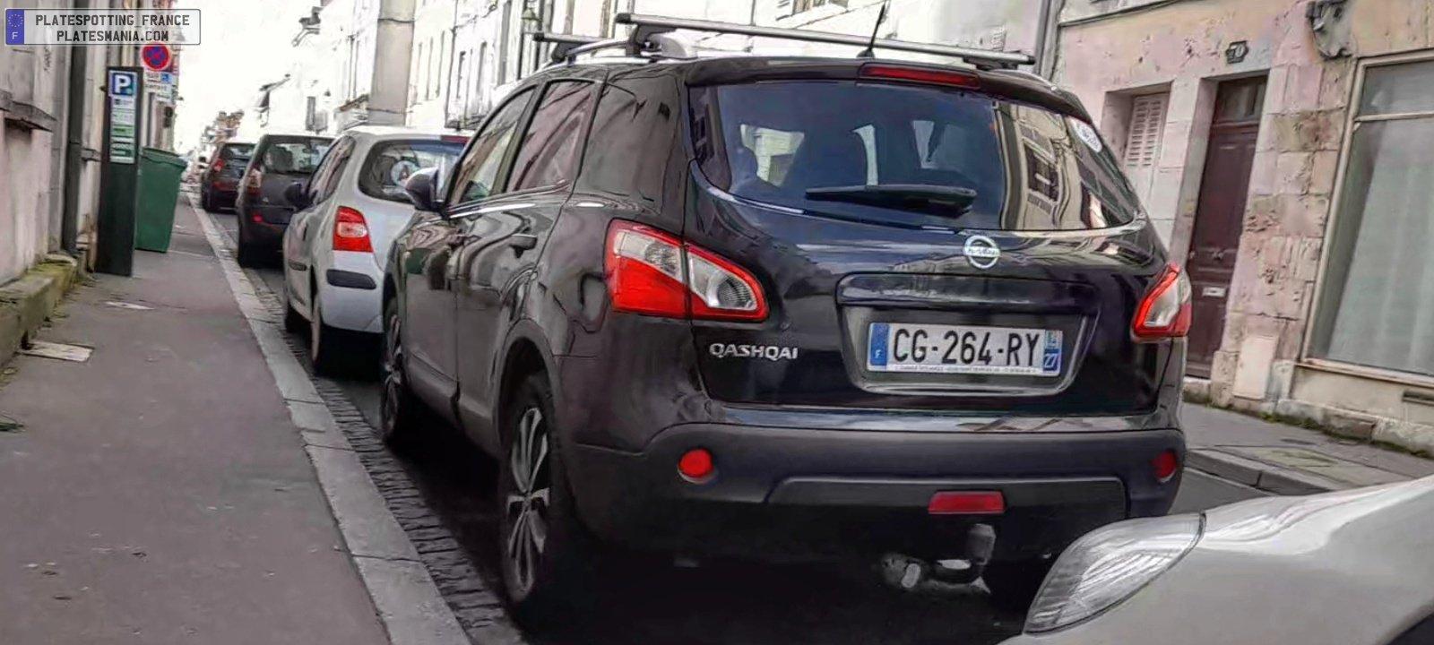 Nissan Qashqai 16350867