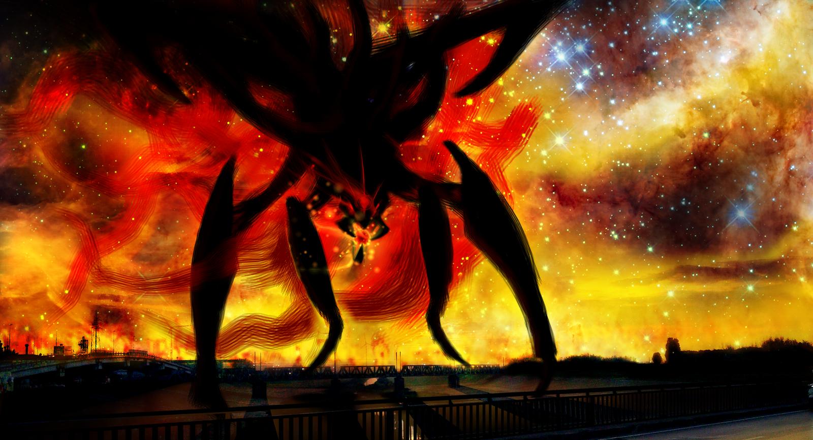 Neo-LUX La Tecnocrata de los Masaari Alien_war_machine_n2_by_dreefire-d4kakki