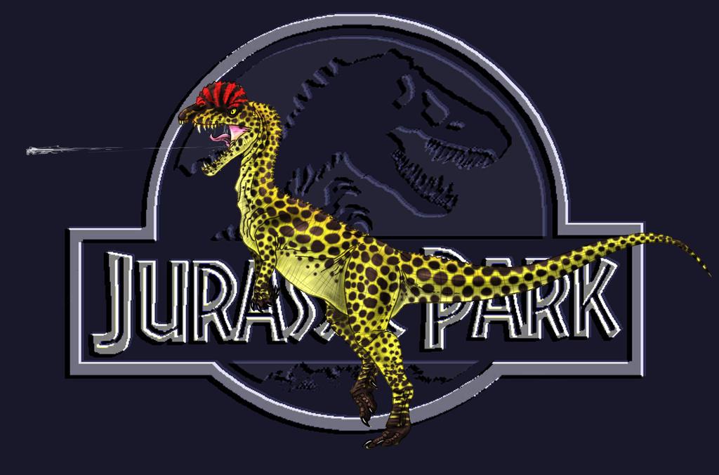 Visualize the Novels  Jp_dilophosaurus_by_jelsin