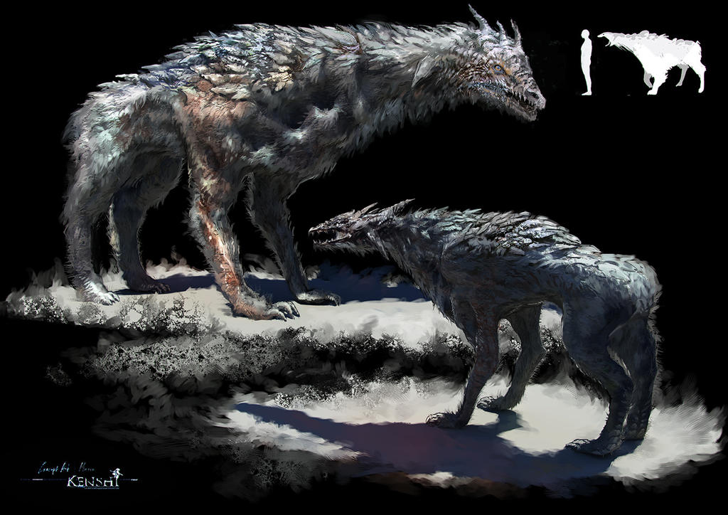Walking the Streets [Social||Open] Creature_dog_conceptart_by_samice-d7j1q3b